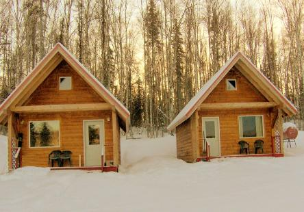 disappearing alaska cabins lights in bush are avis northern cabin from
